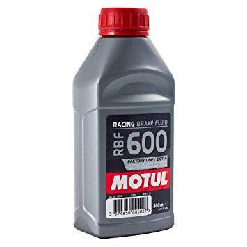 MOTUL RBF600 Brake Fluid 0.5L