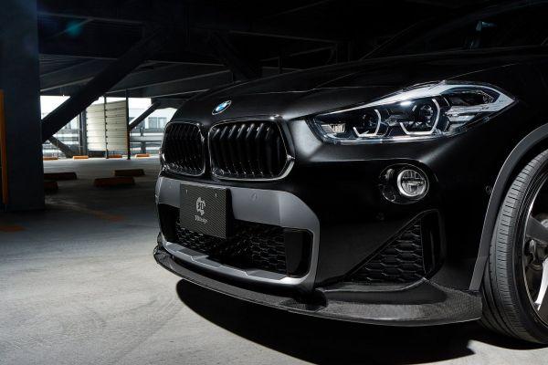 3DDesign Carbon Frontlippe für BMW F39 X2 NICHT M35i