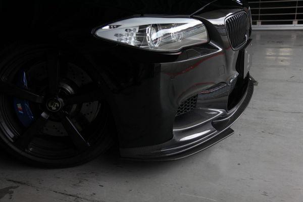 3DDesign Carbon Frontlippe Frontsplitter für BMW 5er F10 M5