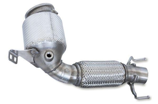 HJS EWG Downpipe Mini Cooper S/JCW F54/55/56 + BMW F45/F46/F48 Euro 6