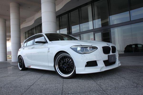3DDesign Frontlippe für BMW 1er F20 mit M-Paket