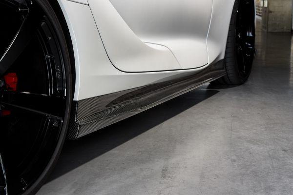 3DDesign Carbon Seitenschweller für Toyota Supra MK5 A90