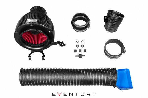 Eventuri Carbon Ansaugsystem für Ford Focus RS MK3
