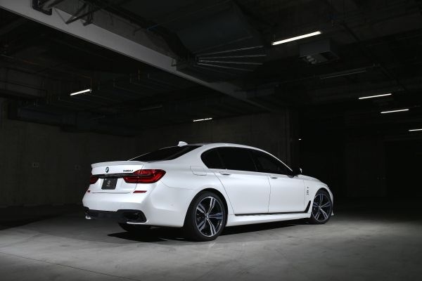 3DDesign Spoiler für BMW G11 G12