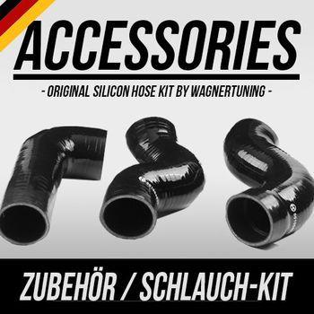 Silikonschlauch Kit VAG 2,0TFSI / TSI (Alu)