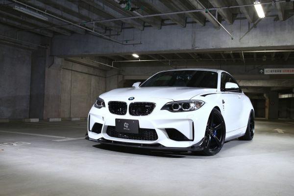 3DDesign Carbon Seitenschweller für BMW F87 M2 und M2 Competition