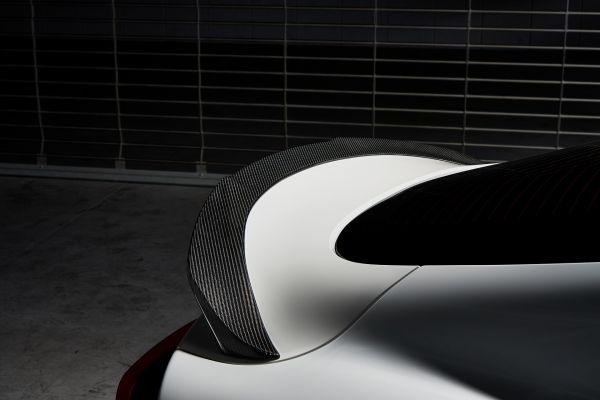 3DDesign Carbon Spoiler für Toyota Supra MK5 A90