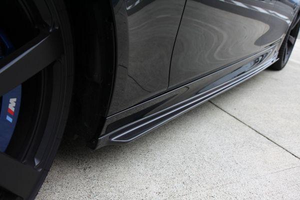 3DDesign Carbon Seitenschweller für BMW 5er F10 mit M-Paket M5