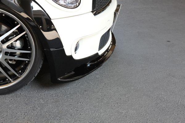 3DDesign PUR Frontlippe für Mini Cooper S R55 R56 Vorfacelift