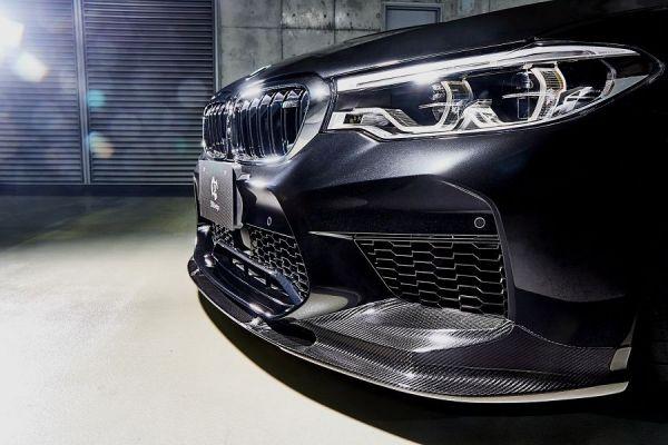 3DDesign Carbon Frontlippe für BMW F90 M5
