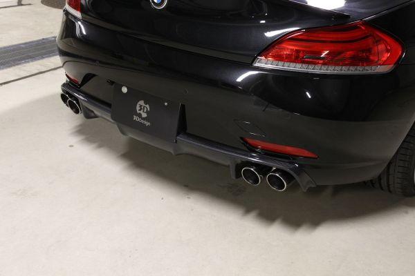 3DDesign Carbon Diffusor für BMW Z4 E89 Duplex AGA