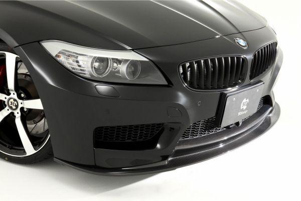 3DDesign Carbon Frontlippe für BMW Z4 E89 mit M-Paket