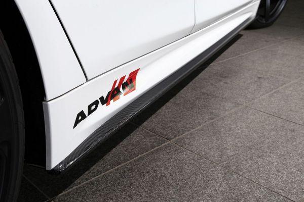 3DDesign Carbon Seitenschweller für BMW 4er F36 mit M-Paket