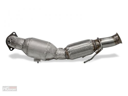 HJS EWG Downpipe Ford Focus III RS
