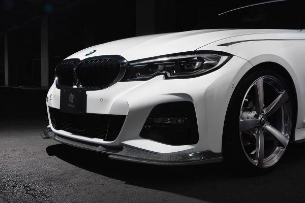 3DDesign Carbon Frontlippe für BMW G20 G21 M340i und mit M-Paket