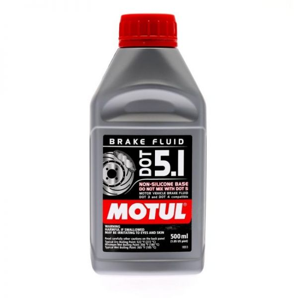Motul 5.1 Brake Fluid 0.5L