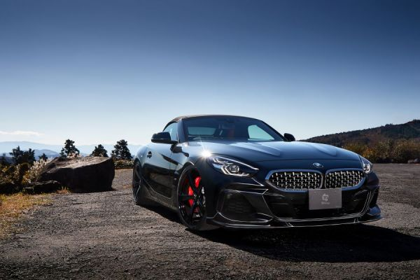 3DDesign PUR Frontlippe für BMW G29 Z4 sDrive20i sDrive30i M-Paket