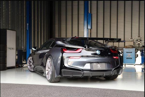 3DDesign Carbon Diffusor für BMW i8