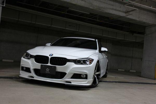 3DDesign Frontlippe für BMW 3er F30 F31 mit M-Paket