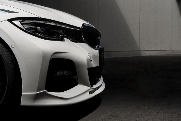 3DDesign PUR Frontlippe für BMW G20 G21 mit M-Paket