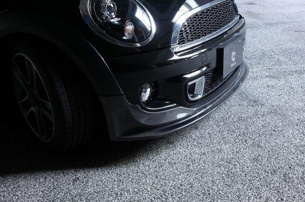 3DDesign Carbon Frontlippe für Mini R55/R56 LCI und R58/R59 Cooper S