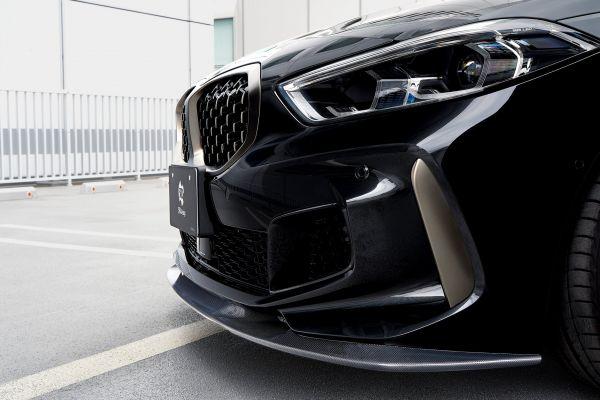 3DDesign Carbon Frontlippe für BMW 1er F40 M135i und alle mit M-Paket