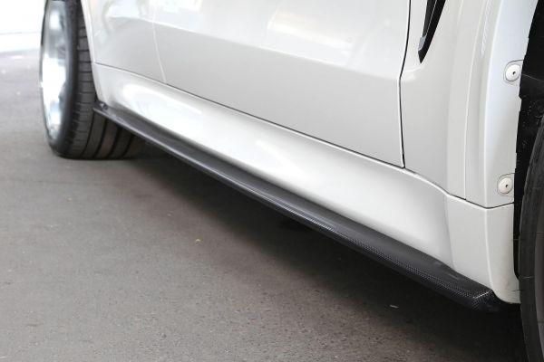 3DDesign Carbon Seitenschweller für BMW F85 X5M
